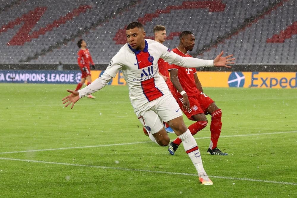 Mbappe đi vào lịch sử Champions League, Bayern Munich nguy cơ thành cựu vương Ảnh 1