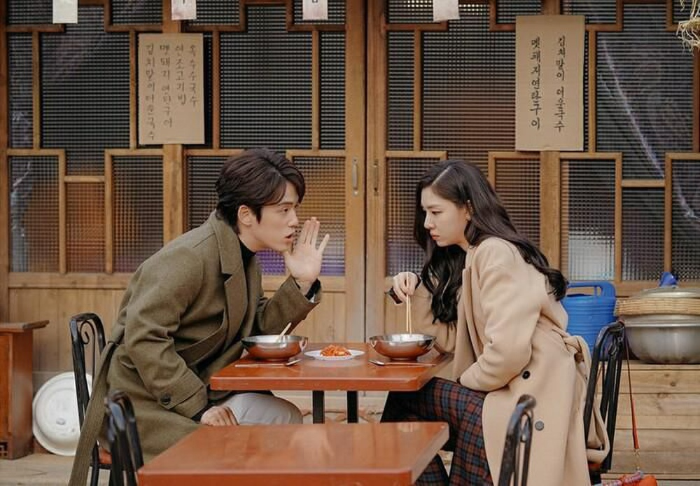 Seo Ji Hye - Kim Jung Hyun phủ nhận hẹn hò! Ảnh 1