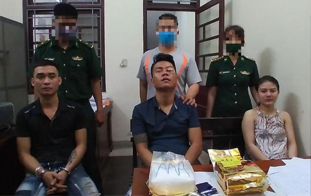 Nhóm người buôn ma túy ký gửi xe khách từ Quảng Trị vào Đà Nẵng tiêu thụ Ảnh 1