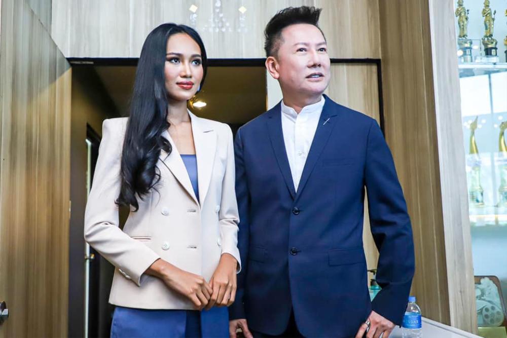 Đối thủ của á hậu Ngọc Thảo bị 'truy nã' sau phát ngôn nhạy cảm tại Miss Grand International Ảnh 5