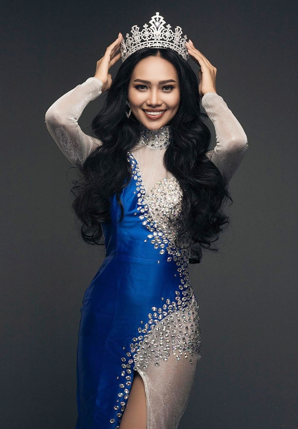 Đối thủ của á hậu Ngọc Thảo bị 'truy nã' sau phát ngôn nhạy cảm tại Miss Grand International Ảnh 1