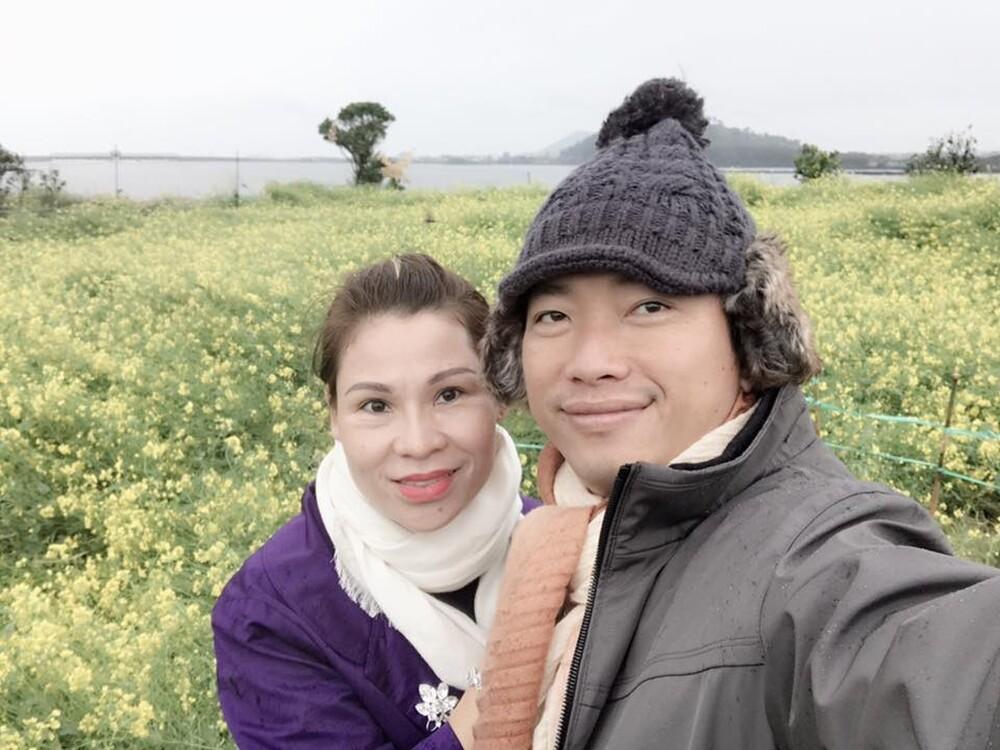 Phản ứng của diễn viên Kinh Quốc trước vụ việc vợ bị bắt do cho vay nặng lãi? Ảnh 3