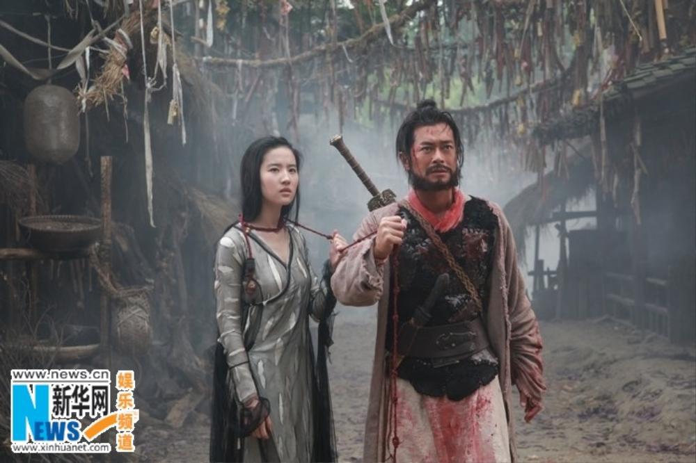 Lưu Diệc Phi và duyên phận với những chàng 'Dương Quá' trên màn ảnh Ảnh 3
