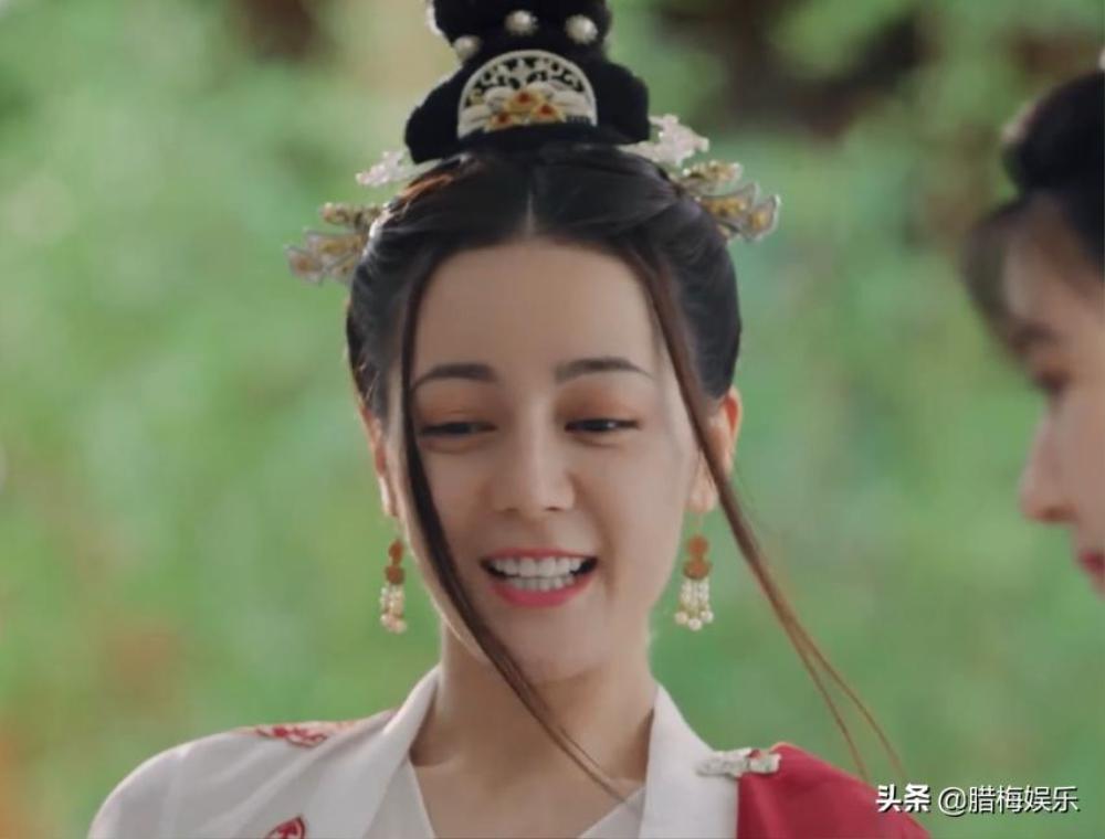 Địch Lệ Nhiệt Ba rất đẹp nhưng liệu có thích hợp đóng phim cổ trang? Ảnh 2