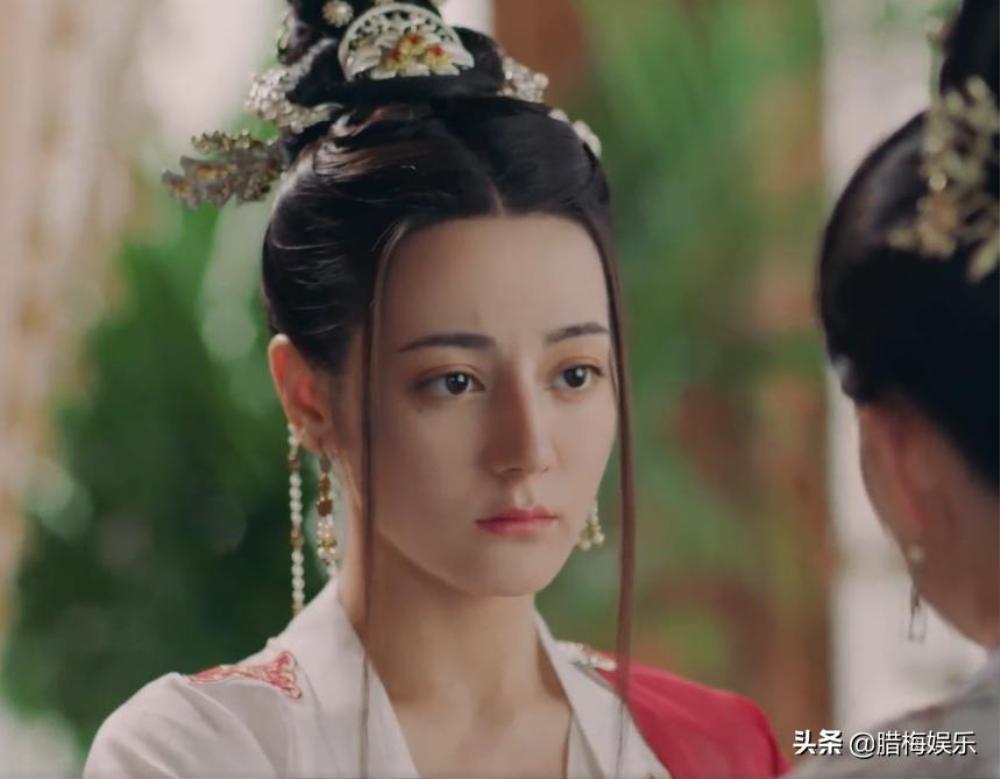 Địch Lệ Nhiệt Ba rất đẹp nhưng liệu có thích hợp đóng phim cổ trang? Ảnh 1
