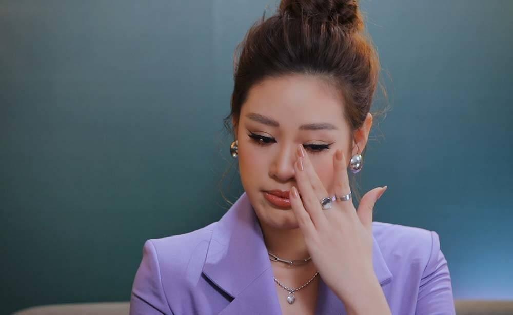 Khánh Vân cuốn hút với ảnh profile Miss Universe 2020: Đại sứ giải cứu trẻ em lay động fan sắc đẹp Ảnh 6