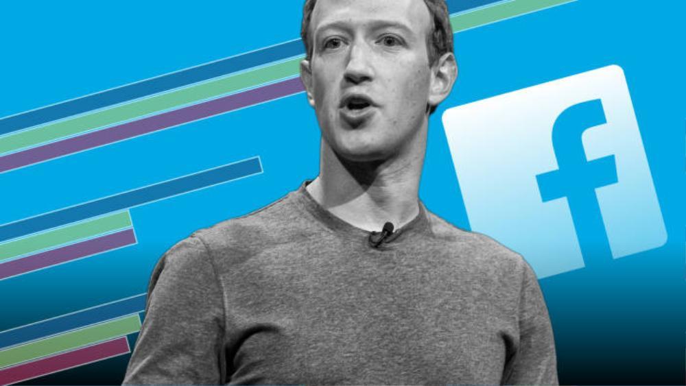 Mark Zuckerberg bị phát hiện dùng ứng dụng chat của đối thủ Ảnh 1