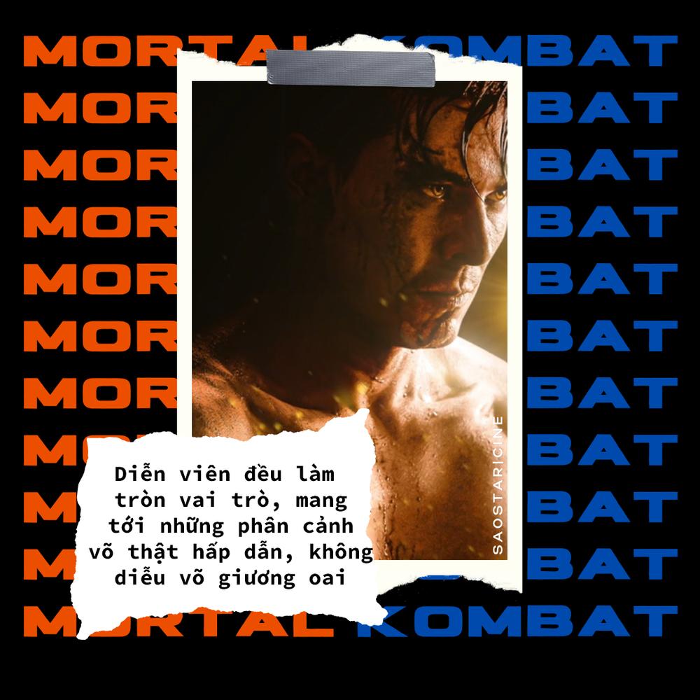 Mortal Kombat xứng danh bom tấn hành động 18+, phim chuyển thể từ game 'bá cháy bọ chét' Ảnh 7