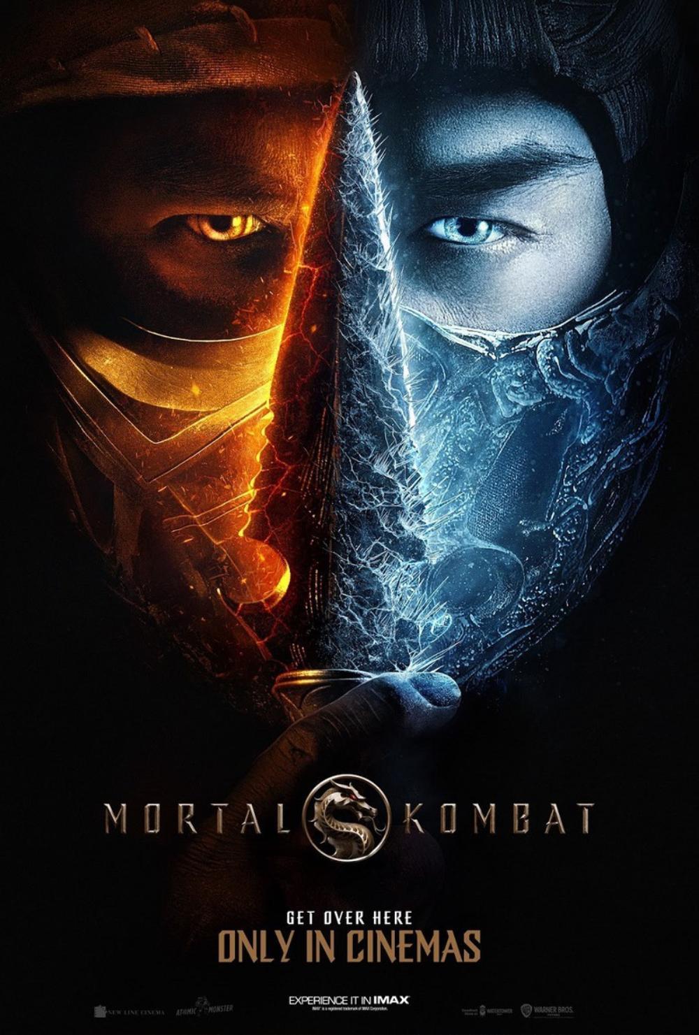 Huỳnh Anh tình tứ khoác tay bạn gái 'single mom', ViruSs lẻ bóng đi dự họp báo 'Mortal Kombat' Ảnh 13