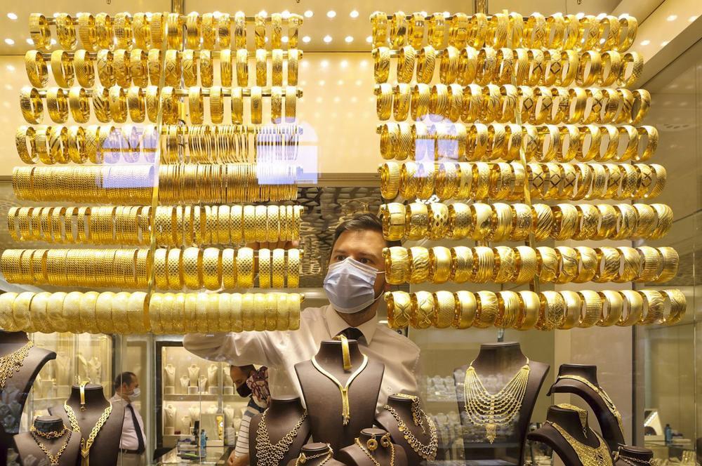 Giá vàng hôm nay 9/4: Giá vàng tăng vọt lên đỉnh 3 tuần, vàng SJC bất ngờ lấy lại đà tăng mạnh Ảnh 2
