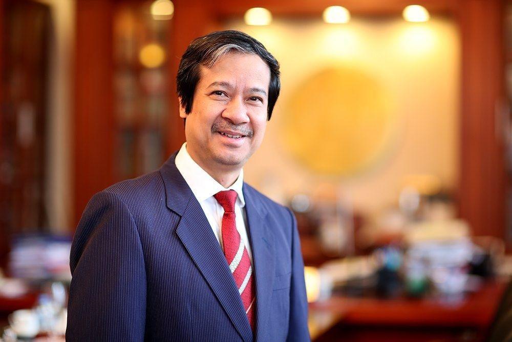 Tân Bộ trưởng Bộ GD-ĐT Nguyễn Kim Sơn nhận được sự tin tưởng và kỳ vọng lớn Ảnh 1