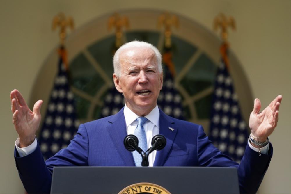 Ông Biden: Mỹ xấu hổ với thế giới vì bạo lực súng đạn Ảnh 1