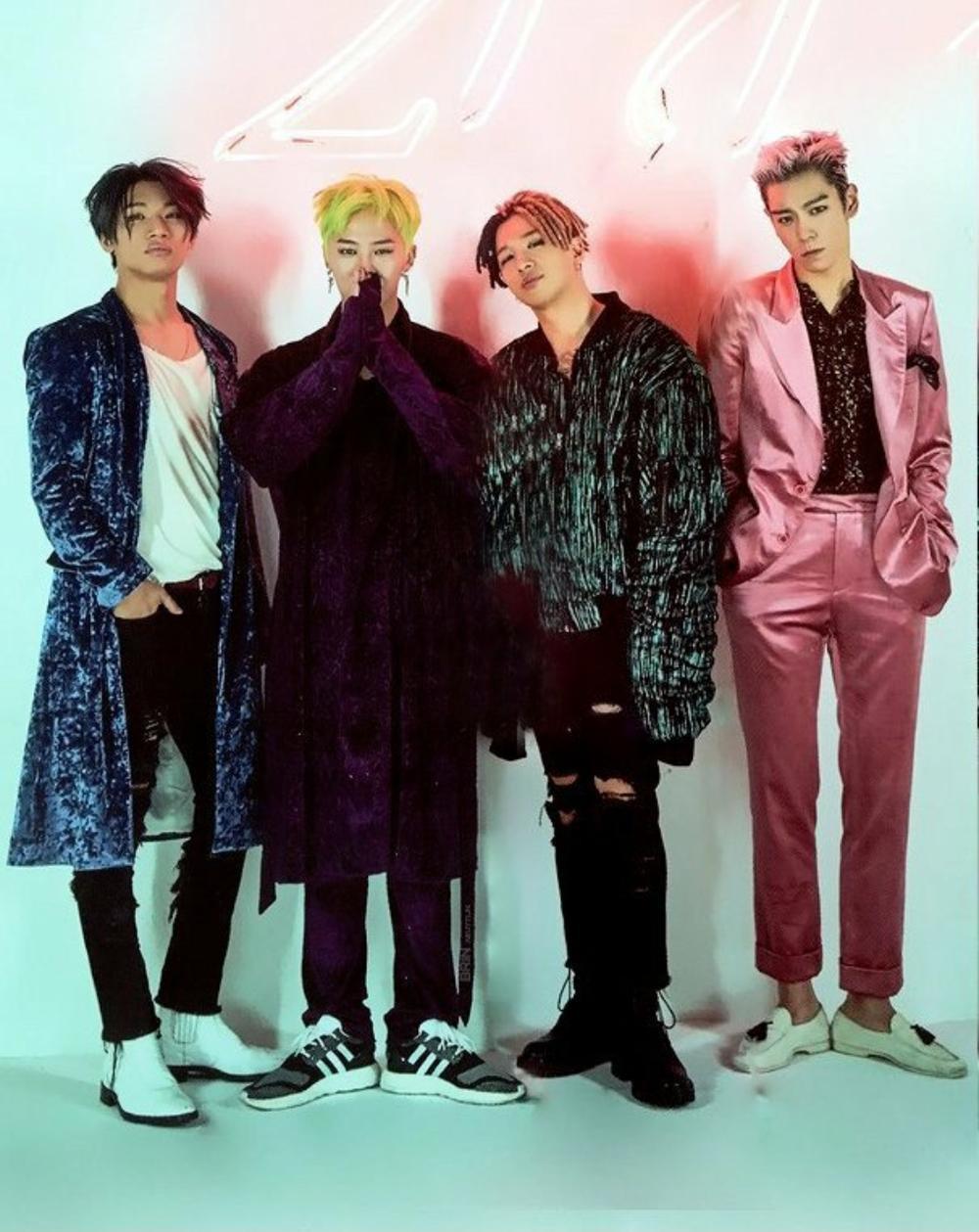 G-Dragon tiết lộ Big Bang sắp trở lại sau gần 5 năm 'đóng băng' hoạt động? Ảnh 4
