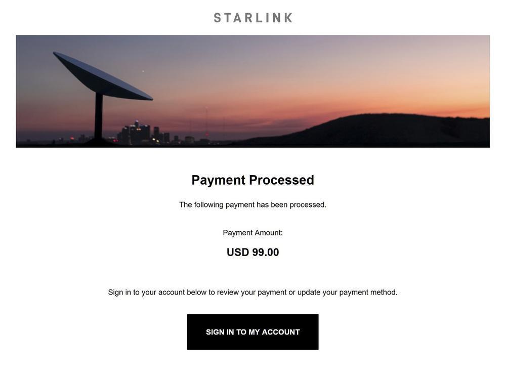 Starlink chưa được phép cung cấp dịch vụ Internet vệ tinh tại Việt Nam Ảnh 1