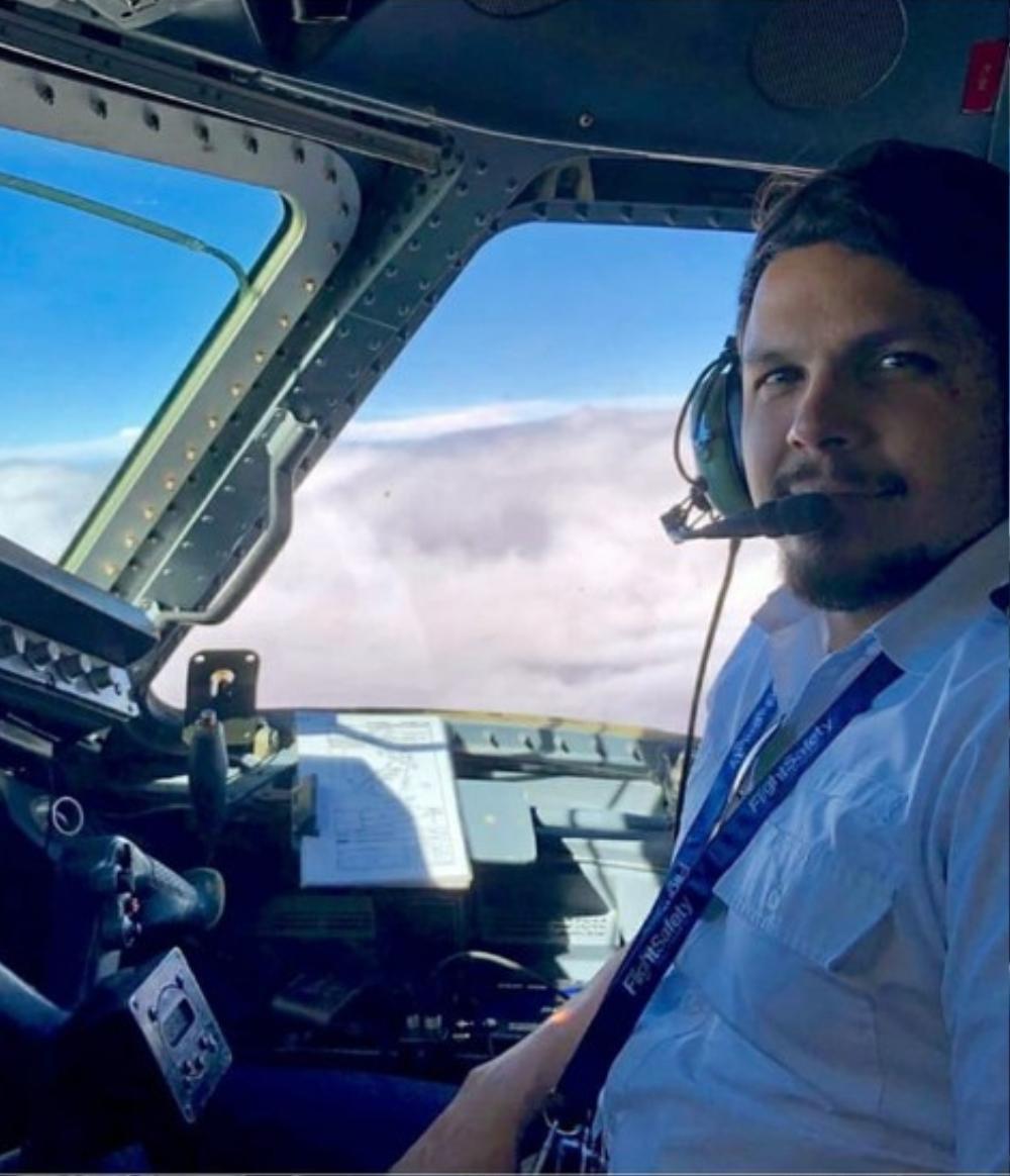 Phi công sống sót thần kỳ sau 38 ngày máy bay phát nổ giữa rừng Amazon Ảnh 1
