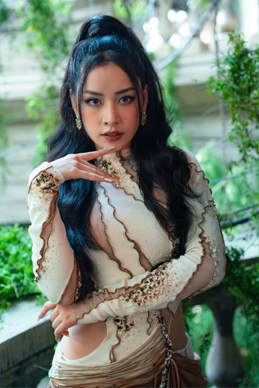 Hóa ra Victor Vũ mời Chi Pu tham gia 'Thiên thần hộ mệnh' để... hát nhạc phim? Ảnh 7