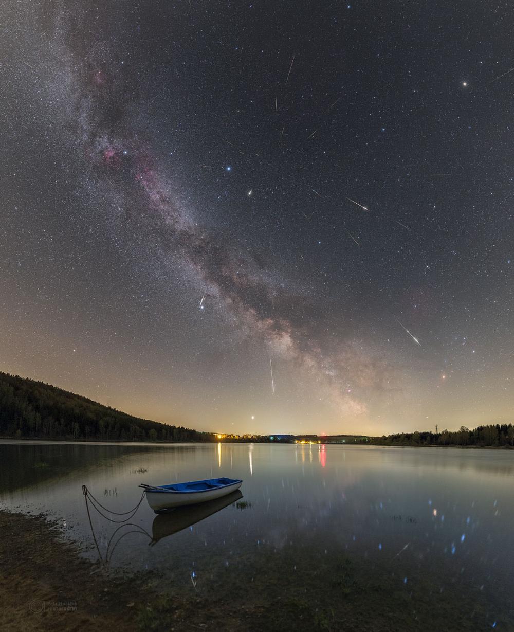 Mưa sao băng, siêu Trăng Hồng và loạt hiện tượng thiên văn kỳ thú sẽ xuất hiện tại Việt Nam tháng 4 Ảnh 3