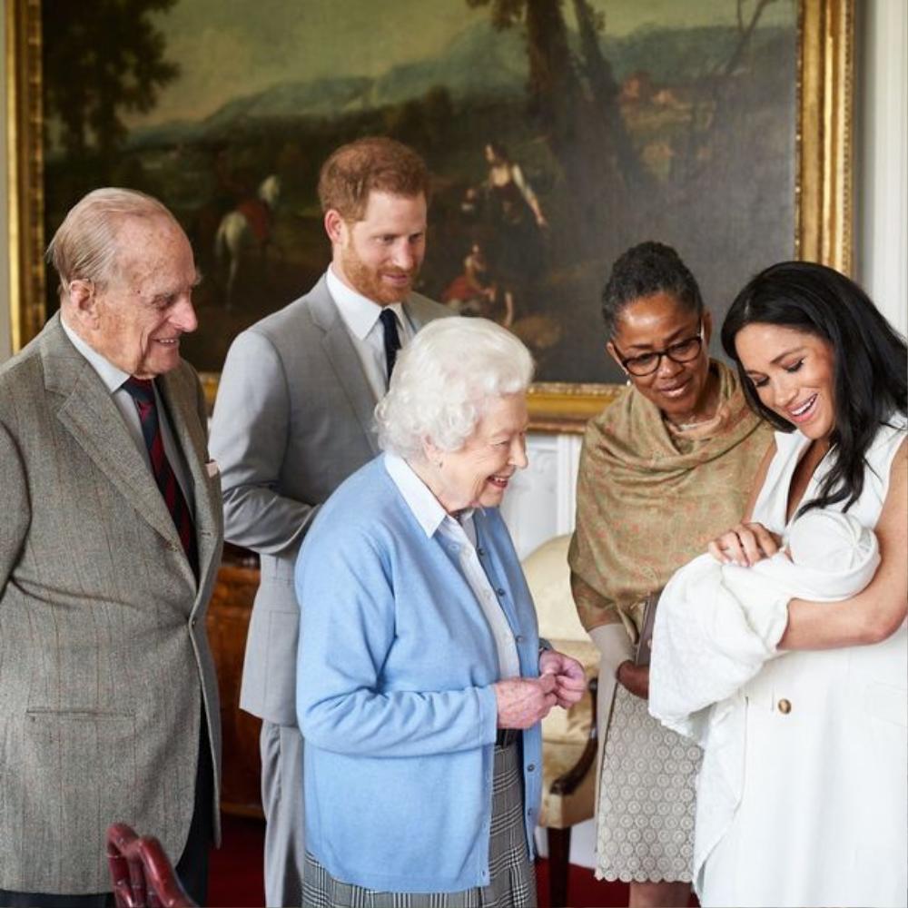 Meghan không về dự đám tang của Hoàng thân Philip, dân mạng xôn xao chỉ trích Ảnh 3