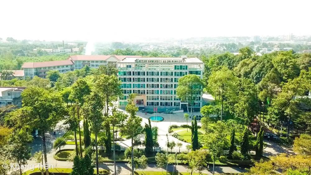 Phát hiện thú vị: Trường ĐH Nông Lâm TP.HCM 14 năm trước đã xuất hiện trong MV của ca sĩ nổi tiếng Ảnh 8
