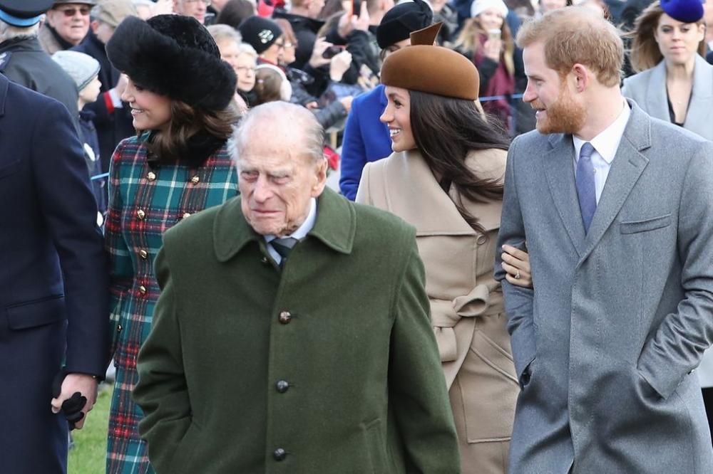 Những khoảnh khắc ngọt ngào nhất của Hoàng thân Philip và Hoàng tử Harry Ảnh 14