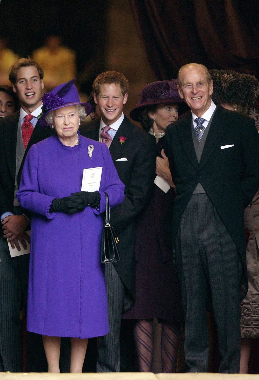 Những khoảnh khắc ngọt ngào nhất của Hoàng thân Philip và Hoàng tử Harry Ảnh 3