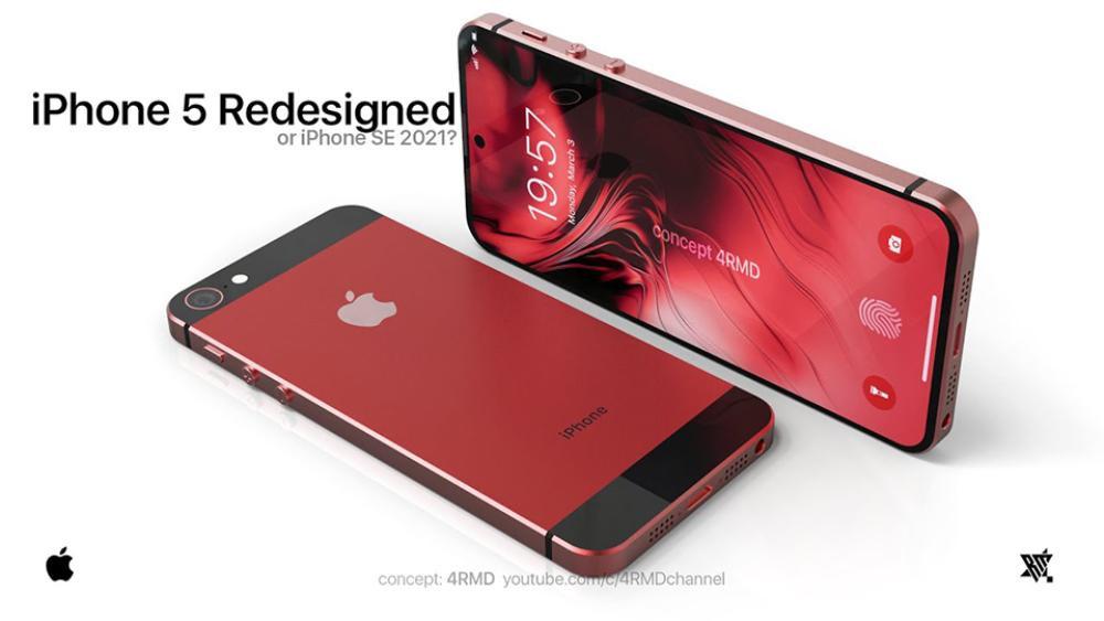 iPhone SE 3 'lụi tim' iFan với thiết kế 'sang chảnh' miễn chê, màn hình tràn viền thời thượng Ảnh 4