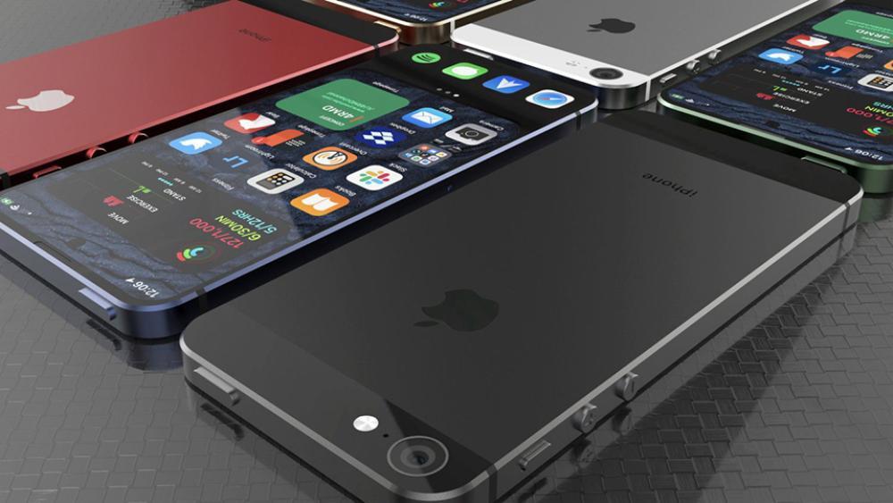 iPhone SE 3 'lụi tim' iFan với thiết kế 'sang chảnh' miễn chê, màn hình tràn viền thời thượng Ảnh 3