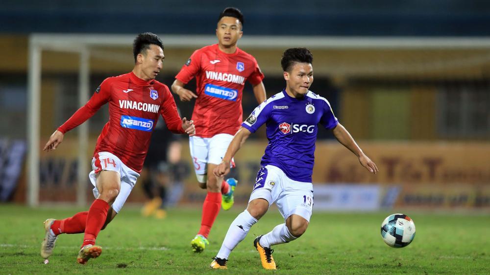 Quang Hải, Geovane đá chính, Hà Nội FC có đánh bại được Quảng Ninh? Ảnh 1