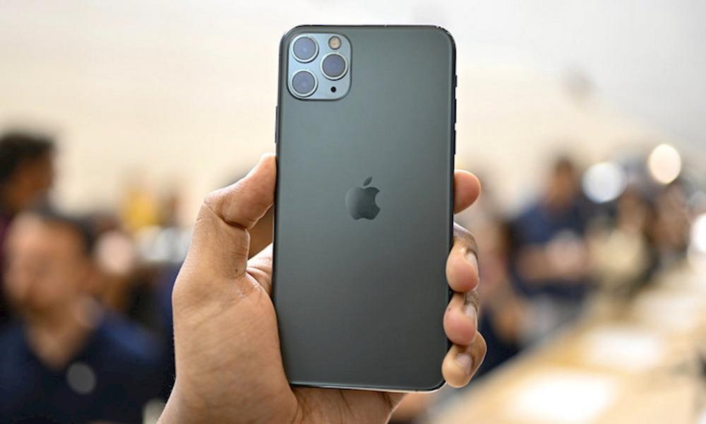 iPhone 11 Pro bị lệch logo được rao bán với giá khổng lồ, tỉ lệ xảy ra vô cùng hiếm Ảnh 2