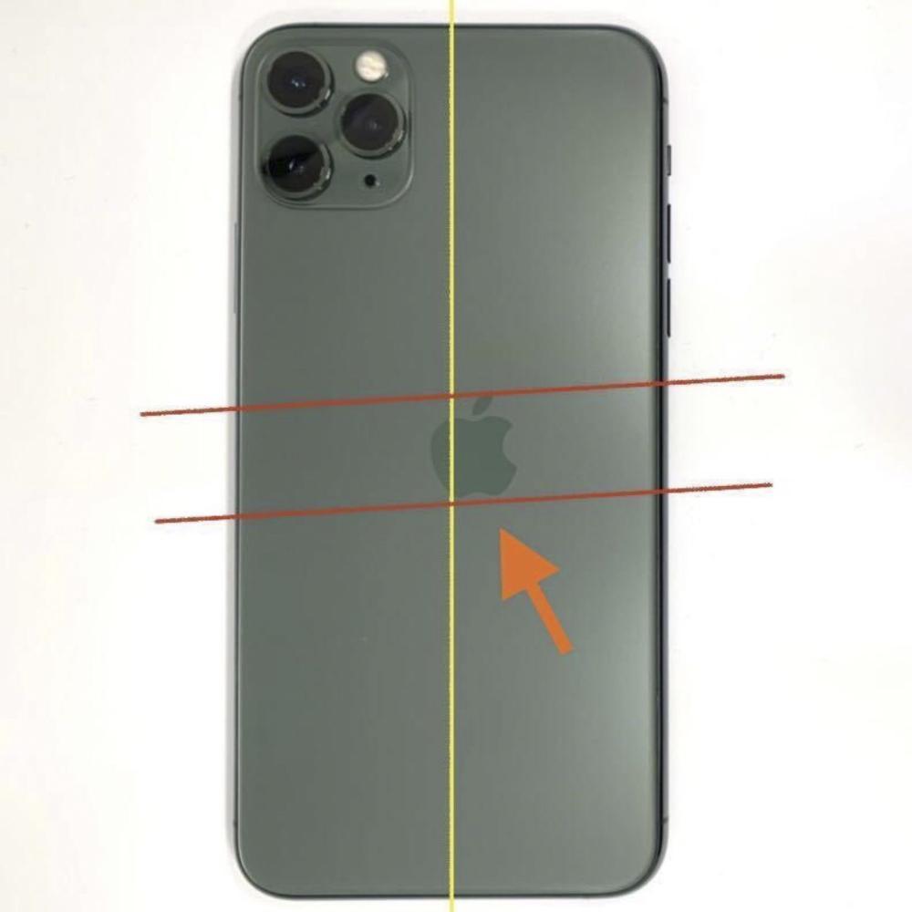 iPhone 11 Pro bị lệch logo được rao bán với giá khổng lồ, tỉ lệ xảy ra vô cùng hiếm Ảnh 3