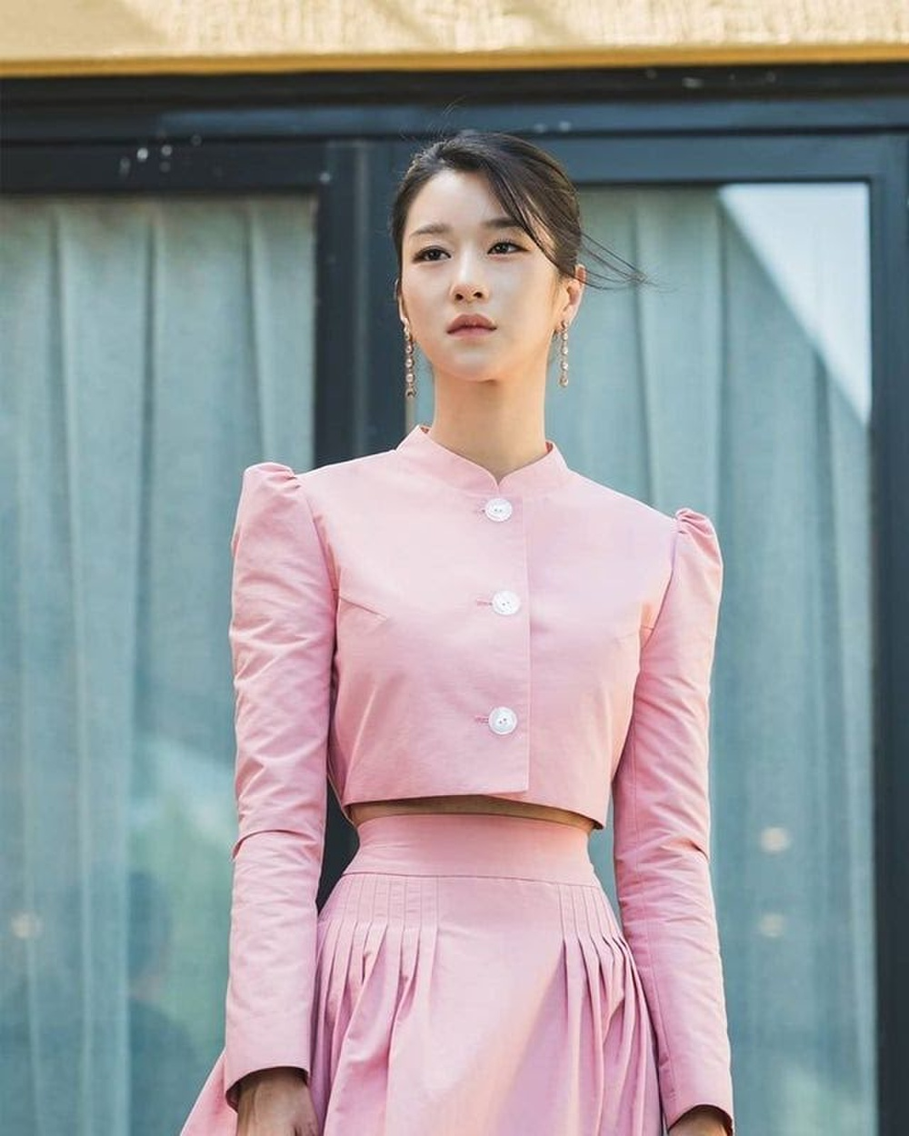 Seohyun (SNSD) khóc trên phim trường vì bị Kim Jung Hyun đối xử thô lỗ Ảnh 4