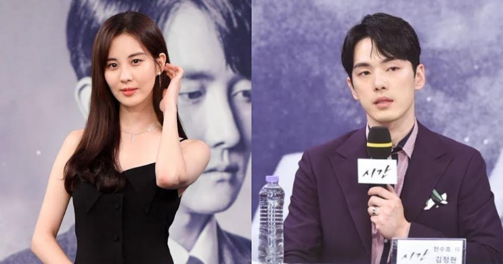 Seohyun (SNSD) khóc trên phim trường vì bị Kim Jung Hyun đối xử thô lỗ Ảnh 1