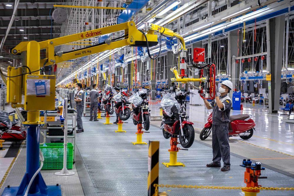 Bloomberg: VinFast có thể là công ty Việt đầu tiên niêm yết ở Mỹ, định giá tối thiểu 50 tỷ USD Ảnh 4