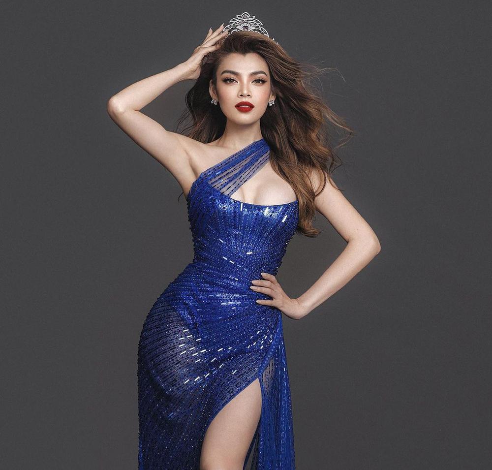 Thiết kế trang phục dân tộc cho Trân Đài bị tố 'ăn cắp': Thí sinh trộm bản vẽ từ Miss Universe Vietnam? Ảnh 5