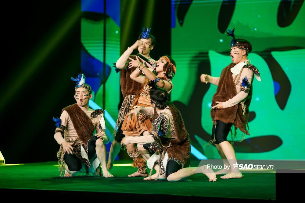 Song Tùng chiến thắng thuyết phục trước Kelvin Huỳnh: Team BigDaddy - Emily thoát cảnh 'banh Team' Ảnh 2