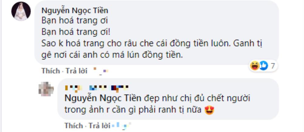 Trót đăng ảnh quá đẹp trai, Quý Bình bị vợ đại gia công khai 'hờn dỗi' Ảnh 5