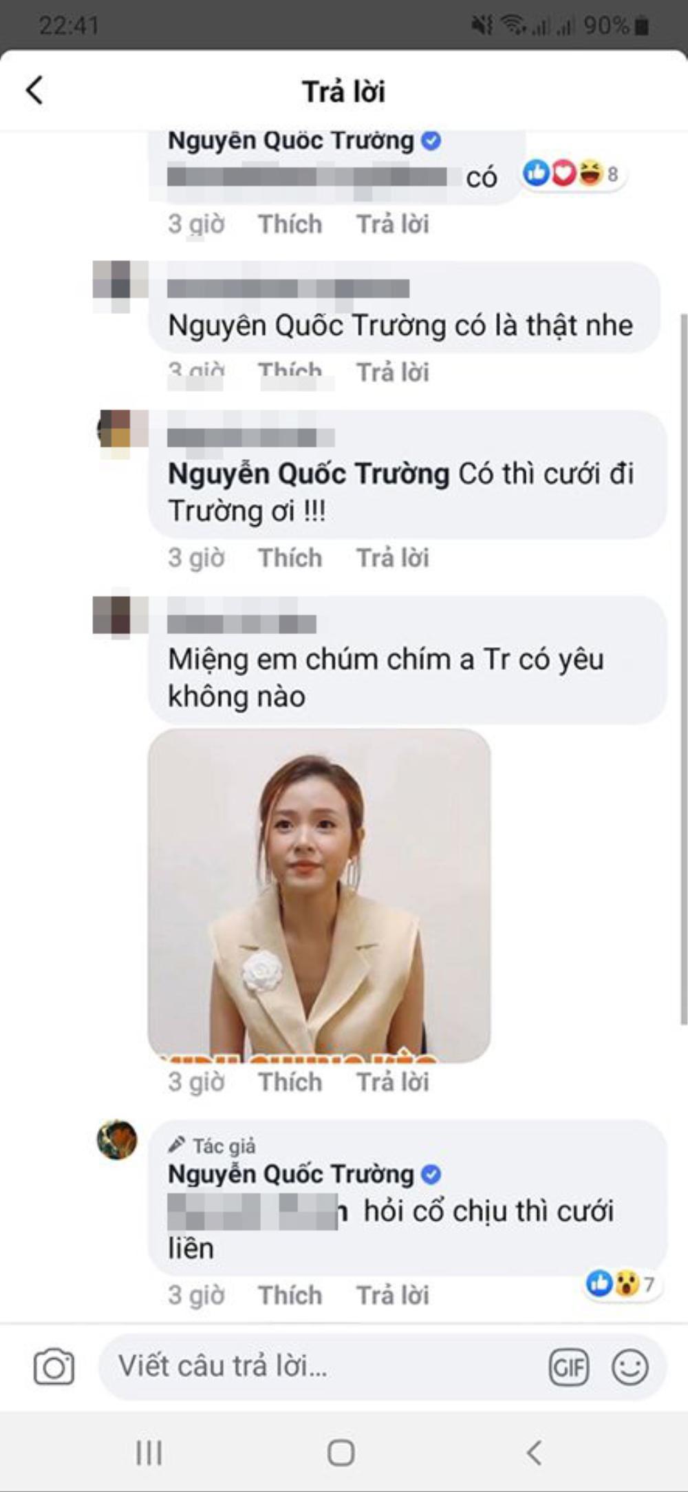 Trước khi vướng tin đồn hẹn hò Minh Hằng, Quốc Trường từng bị nghi 'cặp kè' loạt mĩ nhân Việt Ảnh 8
