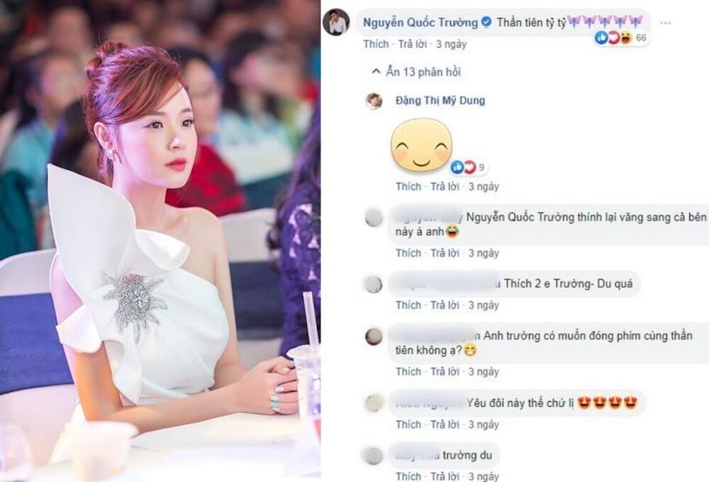 Trước khi vướng tin đồn hẹn hò Minh Hằng, Quốc Trường từng bị nghi 'cặp kè' loạt mĩ nhân Việt Ảnh 5