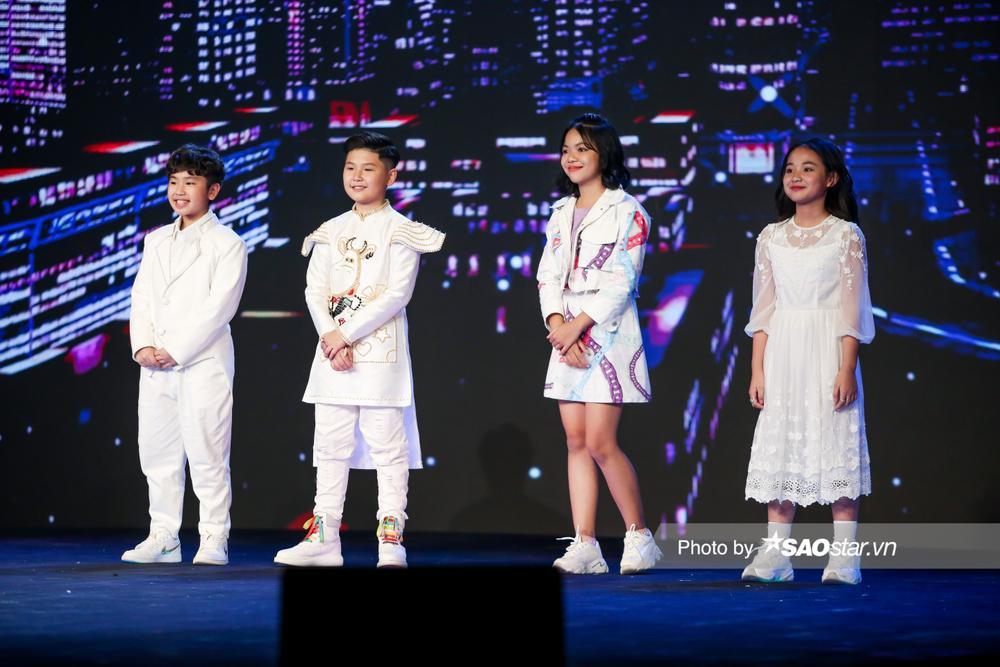 Hồ Hoài Anh - Lưu Hương Giang xuất sắc đem 2 học trò Hà Anh - Thùy Trang vào Chung kết Ảnh 2