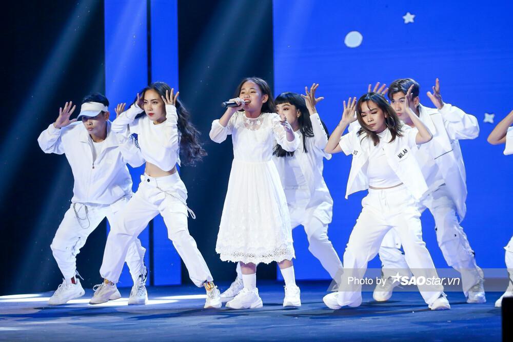 Hồ Hoài Anh - Lưu Hương Giang xuất sắc đem 2 học trò Hà Anh - Thùy Trang vào Chung kết Ảnh 8