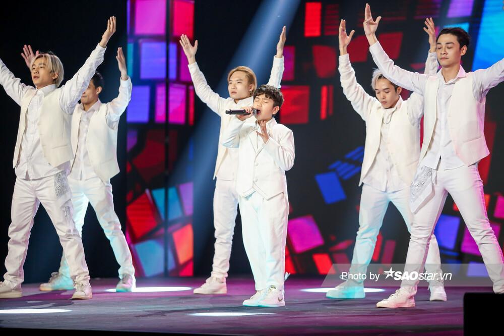 Hồ Hoài Anh - Lưu Hương Giang xuất sắc đem 2 học trò Hà Anh - Thùy Trang vào Chung kết Ảnh 4