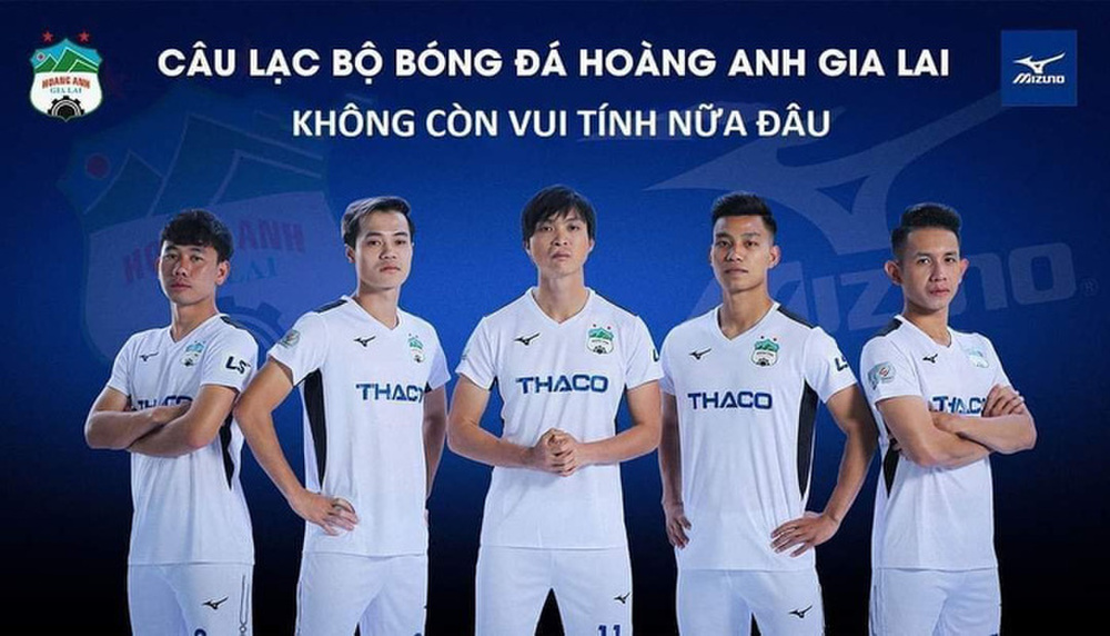 Fan HAGL chế ảnh cà khịa: 'Hà Nội FC chỉ là... hổ nhồi bông' Ảnh 3