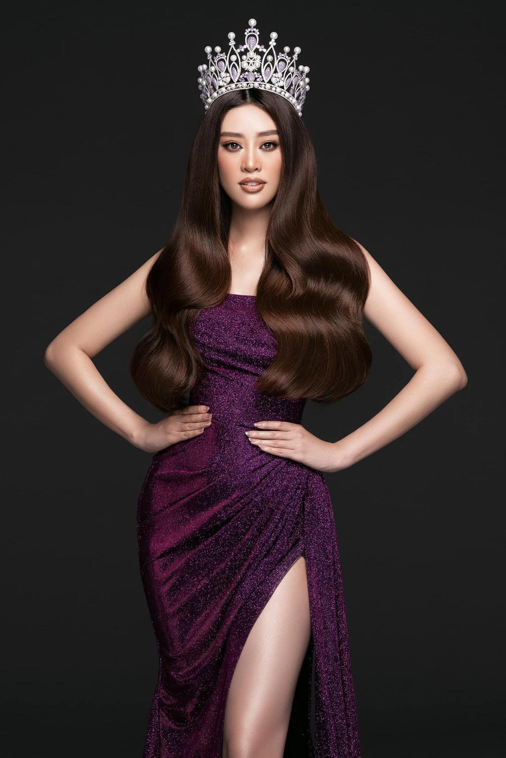 6 lí do khiến được fan trông chờ nhất tại Miss Universe 2020: Khánh Vân có đủ 'yêu thương' để intop Ảnh 5
