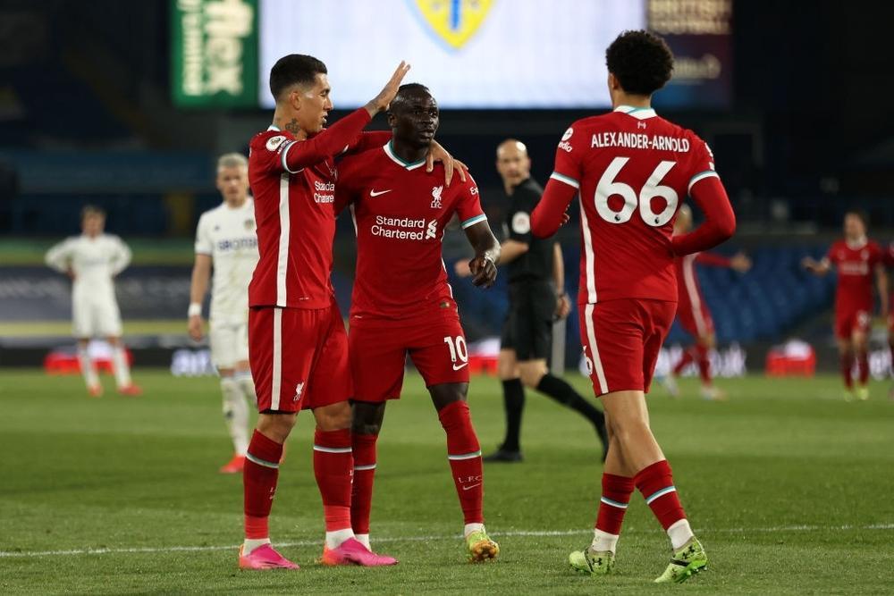 Liverpool lỡ cơ hội vào Top 4 sau trận hòa tiếc nuối trước Leeds United Ảnh 1