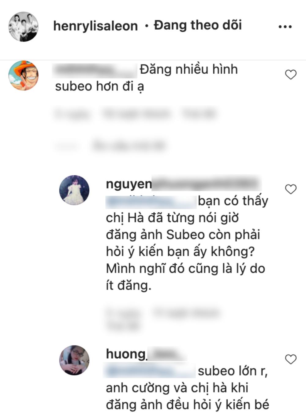 Bị chê đăng ít ảnh Subeo hơn Lisa - Leon, Hà Hồ có cách 'đáp trả' thâm sâu đầy thuyết phục? Ảnh 4