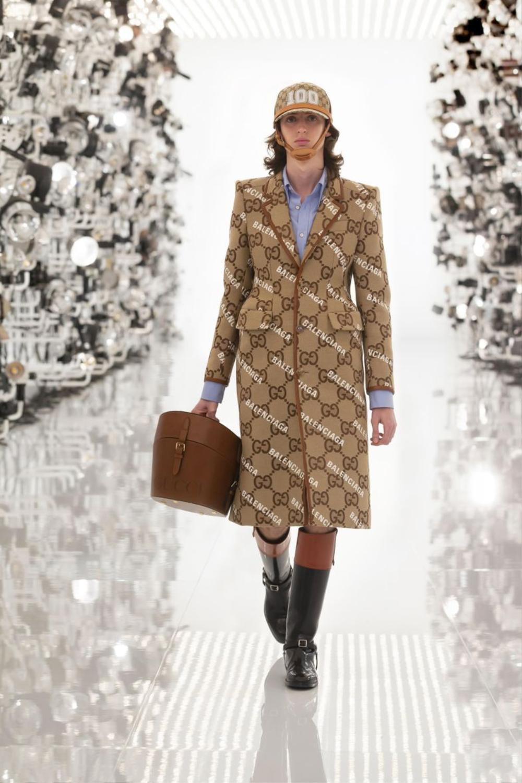 Bộ sưu tập tái hiện 100 năm lịch sử của Gucci Ảnh 3