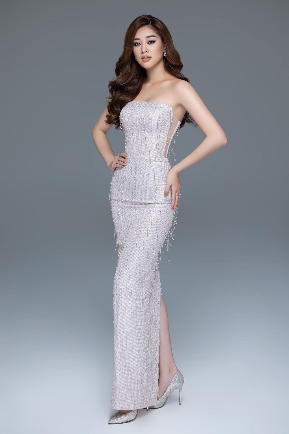 'Kén Em' lộ diện, fan khen National Costume của Khánh Vân tại Miss Universe không kém cạnh đối thủ nào Ảnh 10
