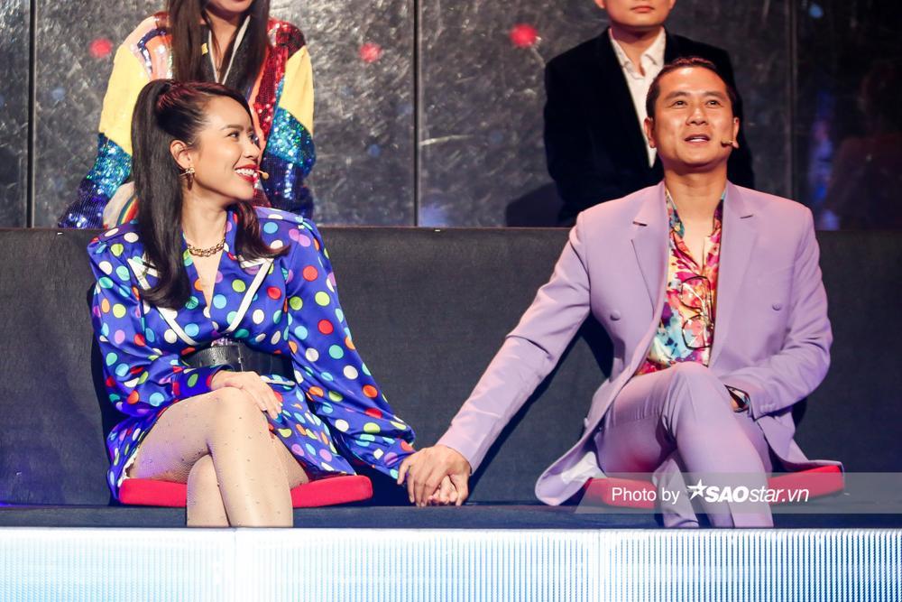 Chung kết GHVN New Generation: Thùy Trang trình diễn bùng nổ khiến Hồ Hoài Anh - Lưu Hương Giang tự hào Ảnh 9