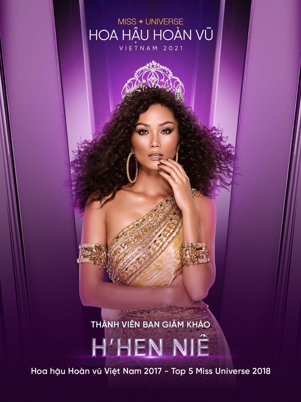 Miss Universe Vietnam 2021 khởi động, H'Hen Niê trở thành giám khảo tìm kiếm nhan sắc kế nhiệm Khánh Vân Ảnh 2