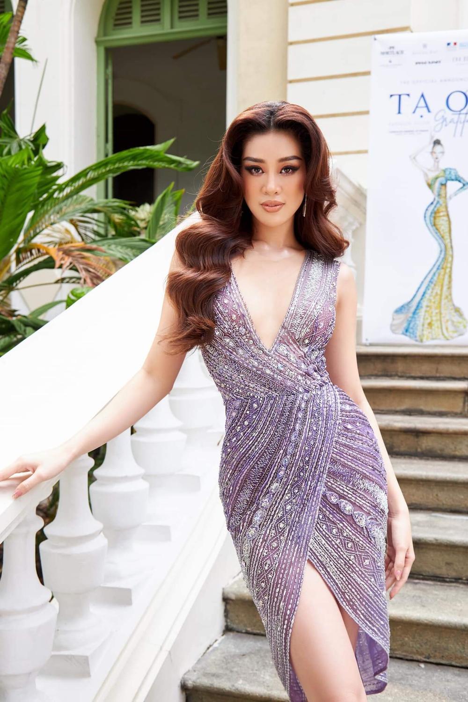 H'Hen Niê, Lương Thùy Linh, Kiều Loan 'long tranh hổ đấu', so kè top sao đẹp tuần Ảnh 1
